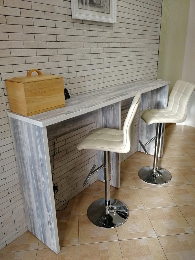 Купить кухню-Кухня МДФ в ПВХ «Модель 27»-фото4
