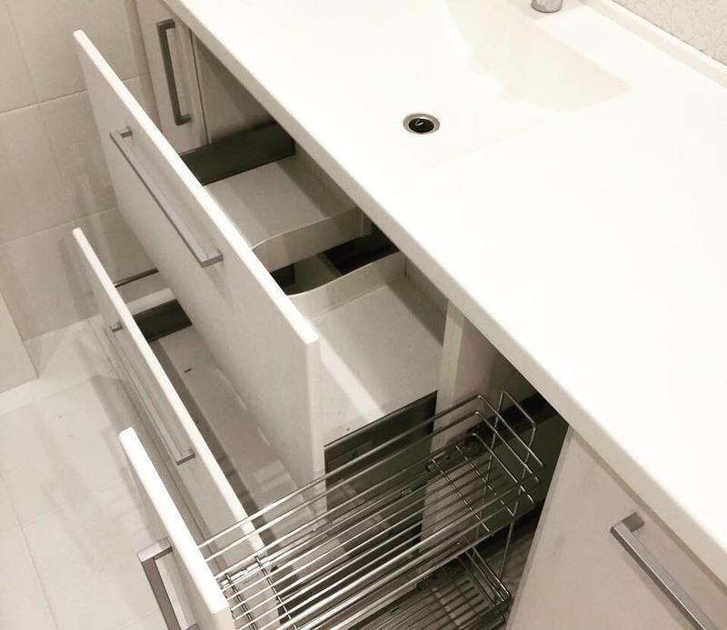 Мебель для ванной комнаты-Мебель для ванны «Модель 37»-фото3