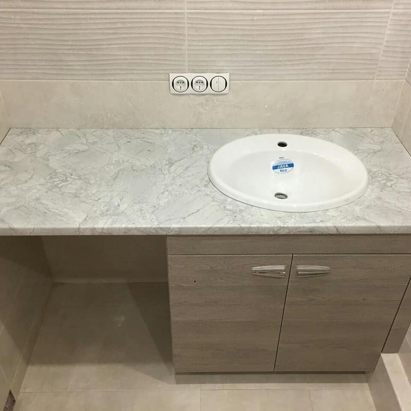 Мебель для ванной комнаты-Мебель для ванной «Модель 57»-фото3