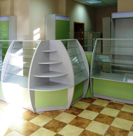 -Мебель для аптеки «Модель 185»-фото3