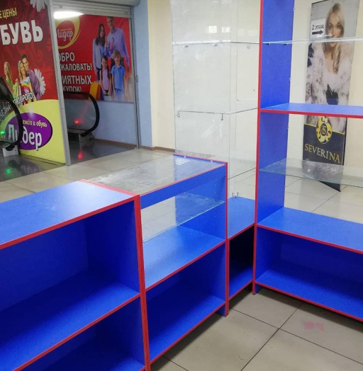 Торговая мебель-Торговый островок «Модель 231»-фото7