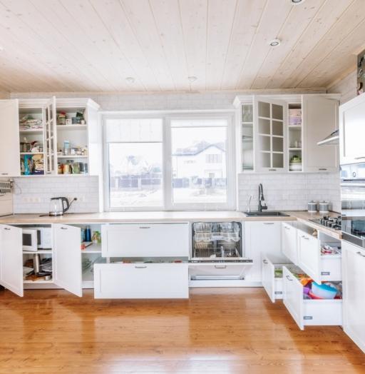 -Кухня МДФ в эмали «Модель 402»-фото5