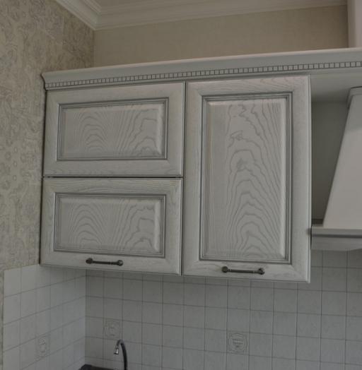 -Кухня их массива «Модель 427»-фото25