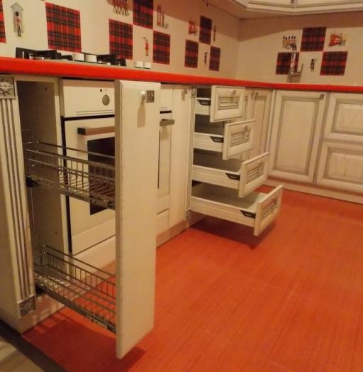 -Кухня из шпона «Модель 13»-фото4