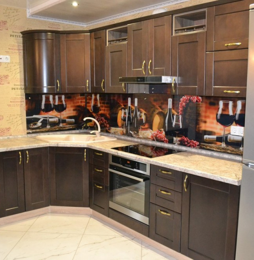 -Кухня из массива «Модель 160»-фото14