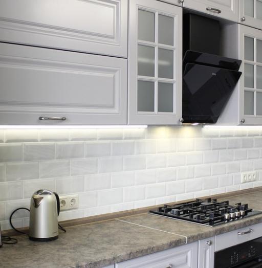 -Кухня МДФ в ПВХ «Модель 183»-фото17