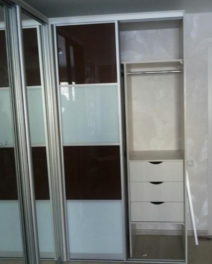 Зеркальный шкаф-купе-Шкаф-купе с зеркалом «Модель 62»-фото8